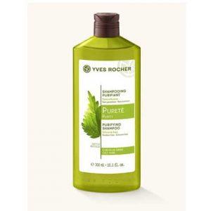 شامپو پاک کننده ایوروشه ۳۰۰ میل مناسب موهای چرب