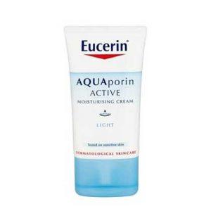 کرم آبرسان آکواپورین اوسرین مناسب پوست نرمال تا چرب Eucerin Light