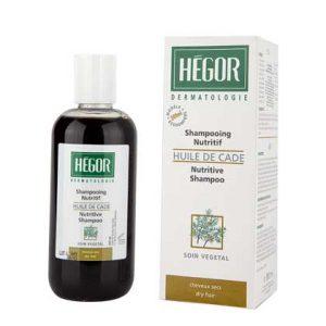 شامپو تغذیه کننده هگور ۳۰۰ میل HEGOR CADE OIL