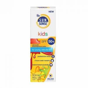 ضدآفتاب سان سنس کیدز رول ۵۰ میل Sunsense Kids roll SPF50