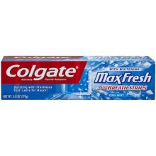 Colgate MaxFresh Whitening خمیر دندان مکس فرش کلگیت