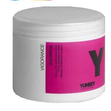 ماسک محافظت کننده موهای رنگ شده یانسی Yunsey Colour Protection Mask