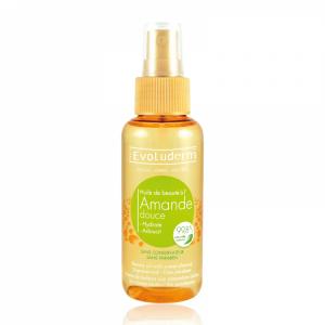 روغن بادام شیرین اولودرم evoluderm sweet almond beauty oil