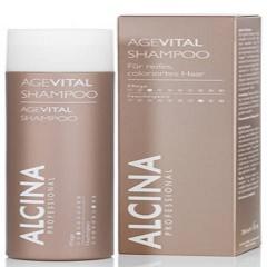 شامپو ضد ریزش آلسینا Alcina agectival shampoo