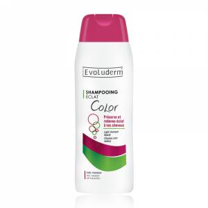 شامپو موهای رنگ شده اولودرم Evoluderm Beauty color shampoo