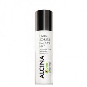 لوسیون محافظ نامبر وان آلسینا Alcina color Prtection Lotion N1