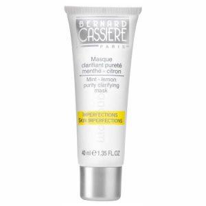 ماسک روشن کننده و پاک کننده لیمو نعناع برنارد کسیر Bernard Cassiere Purity Clarifying Mask Mint-Lemon