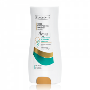 نرم کننده موهای خشک آرگان اولودرم evoluderm Smoothing conditioner argan