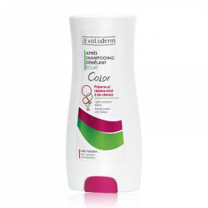 نرم کننده موهای رنگ شده اولودرم Evoluderm Beauty Color Conditioner