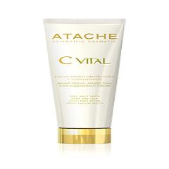 کرم آنتی اکسیدان، مرطوب کننده و ضد پیری اتچه مخصوص پوست های خیلی خشک Atache Moisturizing, Protecting and Antioxidant Cream / very Dry Skins CVITAL