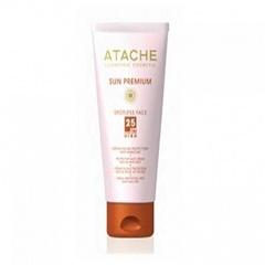 کرم ضد آفتاب ضد لک اتچه Ataceh Spotless Face 25 SPF / Protective Face Cream Special Anti-Spot SUN PREMIUM