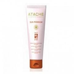 کرم ضد آفتاب و ضد چروک SPF 50 اتچه Atache Anti-Age Protective Face Cream / 50 SPF SUN PREMIUM