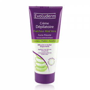 کرم موبر بدن آلوئه ورا اولودرم Evoluderm Depilatory Cream Aloe Vera