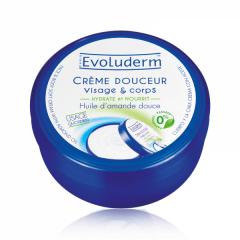 کرم نرم کننده صورت و بدن کاسه ای اولودرم Evoluderm face & body cream
