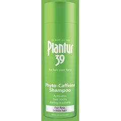 شامپو کافئین پلانتور ۳۹ مخصوص موهای شکننده و نازک