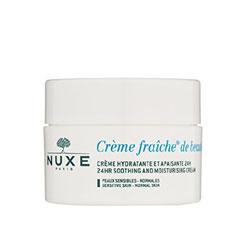 Nuxe Creme Fraiche de Beaute کرم آبرسان فرش نوکس