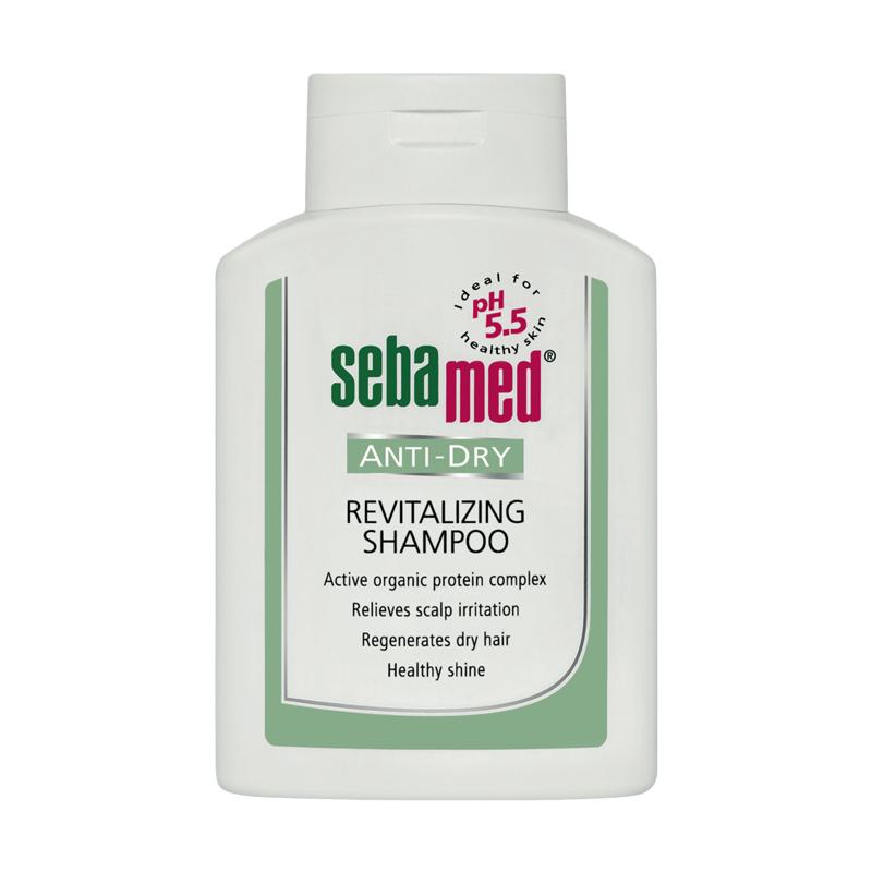 شامپو احیاء و ترمیم کننده مو(ضد خشکی) سبامد