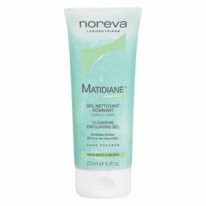ژل پاک کننده متی دیان نوروا noreva Matidiane Cleansing exfoliating gel
