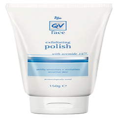 کیووی پولیش لایه بردار ایگو QV Face Exfoliating Polish