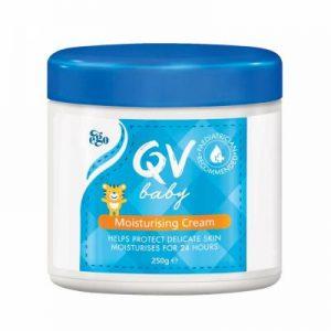 کیووی کودک کرم مرطوب کننده ایگو QV Baby Moisturising Cream