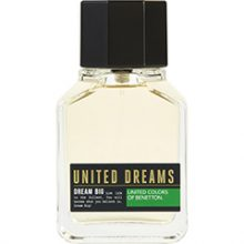 عطر مردانه بنتون مدل United Dreams Dream Big حجم 100 میلی لیتر