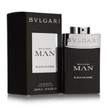 عطر مردانه بولگاری مدل Bvlgari Man Black Cologne حجم 100 میلی لیتر