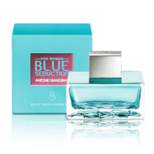 عطر آنتونیو باندراس بلو سداکشن زنانه-Antonio Banderas Blue Seduction for women