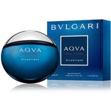 عطر مردانه بولگاری مدل Aqva Pour Homme Atlantiqve حجم 100 میلی لیتر