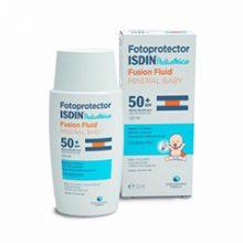 ضد آفتاب مینرال کودک فیوژن +SPF 50 ایزدین ISDIN