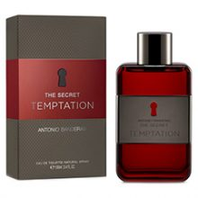 عطر آنتونیو باندراس د سکرت تمپتیشن-Antonio Banderas The Secret Temptation