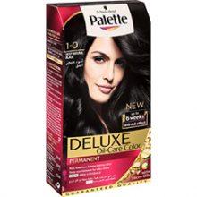 کیت رنگ مو پلت سری Deluxe مدل مشکی طبیعی شماره 0-1