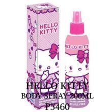 اسپری ایروال هلو کیتی بادی فرش | Hello Kitty Air-Val body fresh