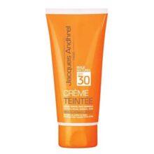 کرم ضد آفتاب رنگی ژاک آندرل پاریس مخصوص پوست خشک و معمولیCREAM TINTED SPF 30 حجم 50 میلی لیتر