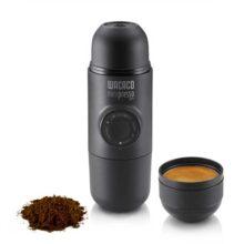 اسپرسو ساز واکاکو مدل مینی پرسو قهوه پودری (Minipresso wacaco GR)