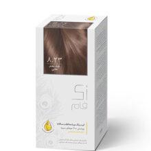 کیت رنگ مو زی فام 8.23-بلوند بنفش طلایی
